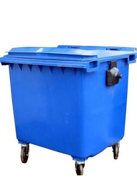 Контейнер пластиковый 1100 литров.