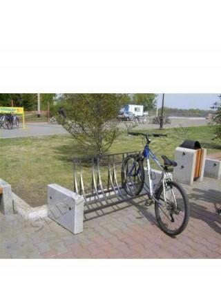 Велопарковка V2 гранитная.