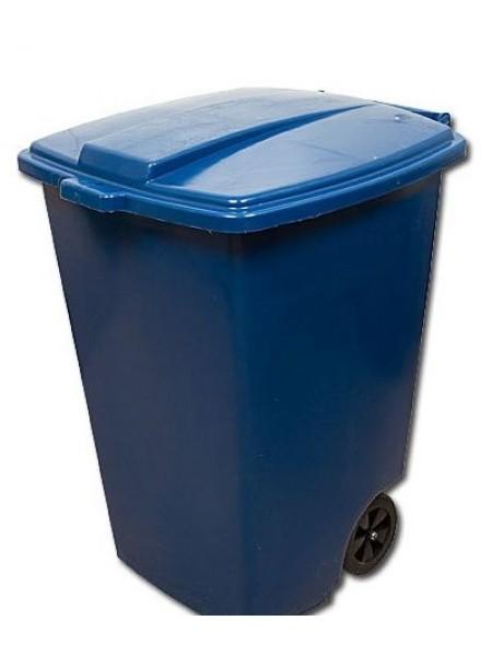 Контейнер для мусора пластиковый 120 литров (МКР-120).