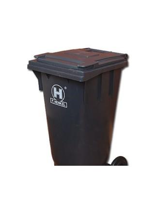 Контейнер для мусора 240 литров, Henkel, сферическое дно.