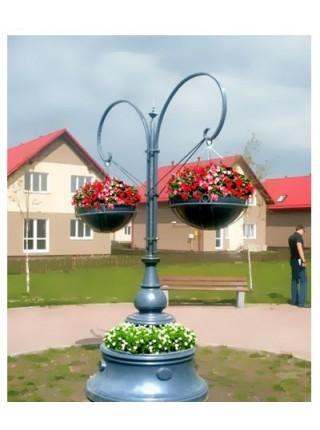 Вертикальная цветочница Ренессанс.