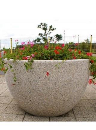 Цветочница бетонная для цветов и деревьев Флоренция.
