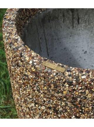 Цветочница бетонная для растений Лобби.