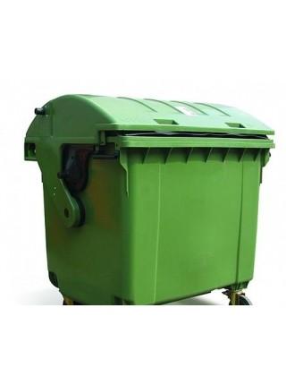 Евроконтейнер пластиковый 1100 литров.