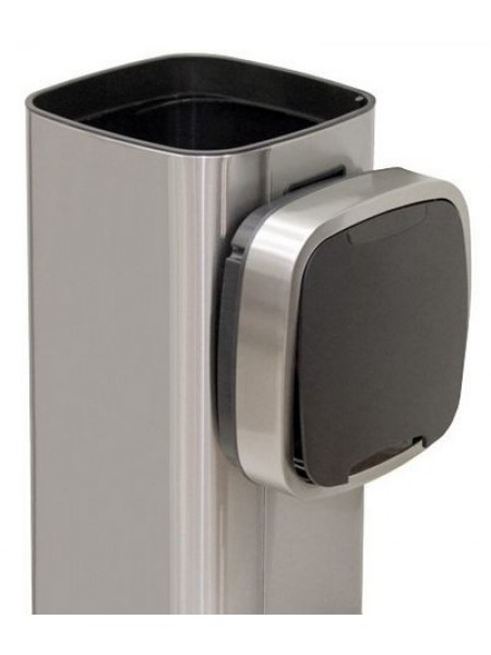 Сенсорное мусорное ведро 28 литров EKO, нержавеющая сталь. (EK9288-MT-28L).