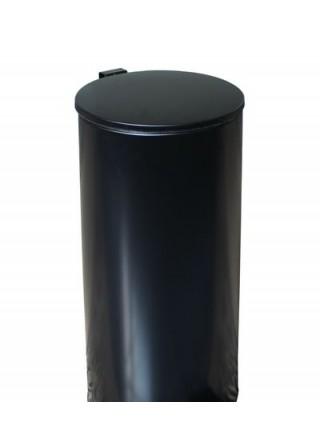 Урна для мусора с педалью окрашенная 30 литров.