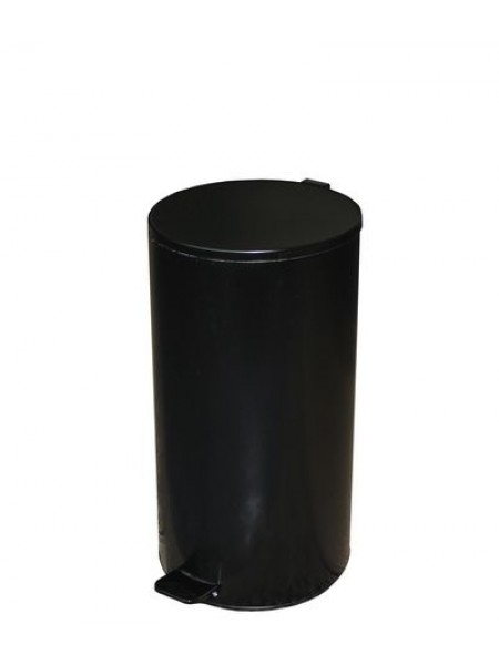 Урна для мусора педальная 40 литров, окрашенная.
