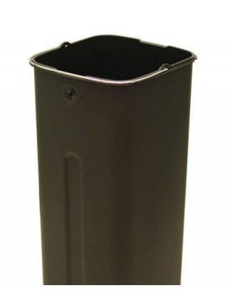 Сенсорное мусорное ведро EKO, ванильное, премиум-класс, 28 литров (EK9288P-28L-CR).
