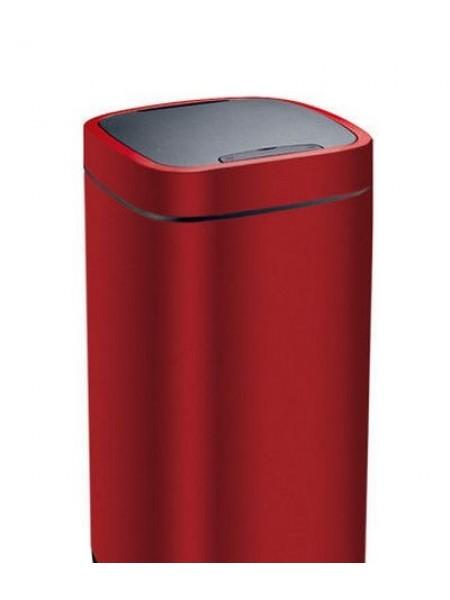 Сенсорное мусорное ведро EKO, премиум-класс, 21 литр (EK9288P-21L-RD).