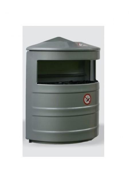 Урна-пепельница настенная 10 литров.