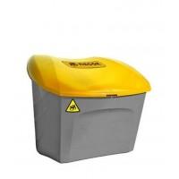 Ящик для песка, соли, реагентов пластиковый 0,5 м3 (500 литров).