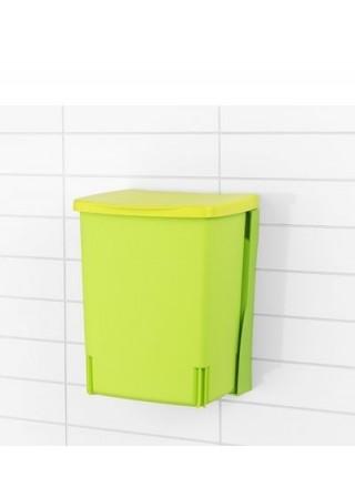 Встраиваемый мусорный бак Brabantia (10л), Лимонно-Зеленый (482229).