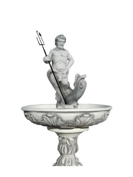 Фонтан Нептун, чаша с листьями + ножка с листьями (33).