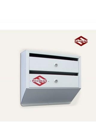 Почтовый ящик для многоквартирных домов Оптима Люкс.