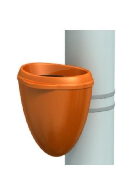 Урна для мусора, на столб 35 КВ.