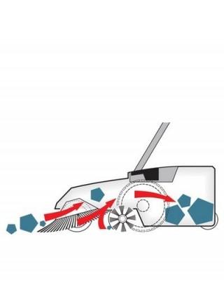 Ручная подметальная машина Starmix Haaga 497 Profi-Line (01 44 70).